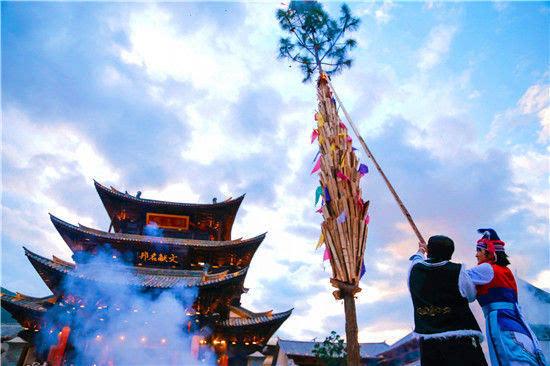 有些民族的火把节不在六月二十四 云南这些少数民族节日你知道几个
