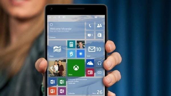 微软彻底封杀Windows 10 Mobile在非指定设备上的运行的照片