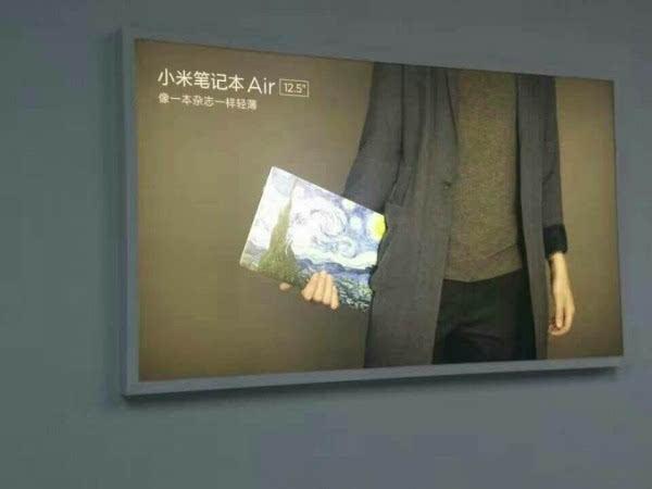 小米笔记本Air宣传照曝光:超轻薄还带独显的照片 - 2