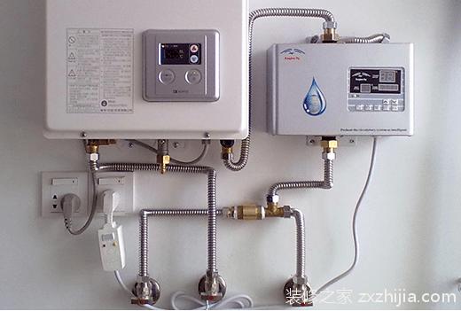 气源开关未打开或进气滤网堵塞 热水器打不着火的解决方法:开启气源图片