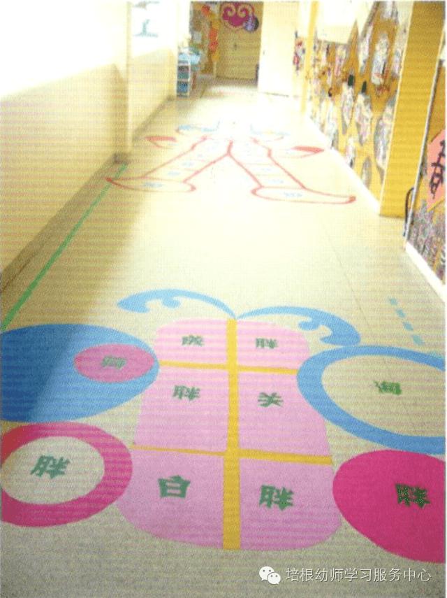 幼儿园楼梯及走廊环境布置参考