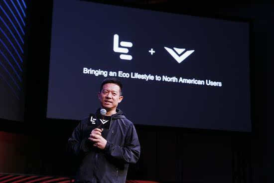 贾跃亭:三星的电视霸主地位将被颠覆的照片
