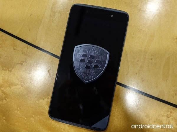 不再高价低配–黑莓DTEK50真机上手的照片 - 1