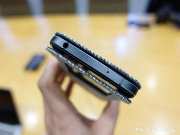 不再高价低配–黑莓DTEK50真机上手的照片 - 8