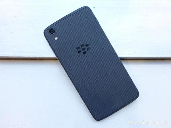 不再高价低配–黑莓DTEK50真机上手的照片 - 9
