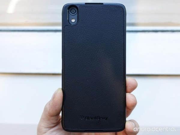 不再高价低配–黑莓DTEK50真机上手的照片 - 16