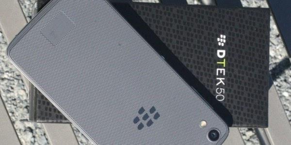 不再高价低配–黑莓DTEK50真机上手的照片 - 19
