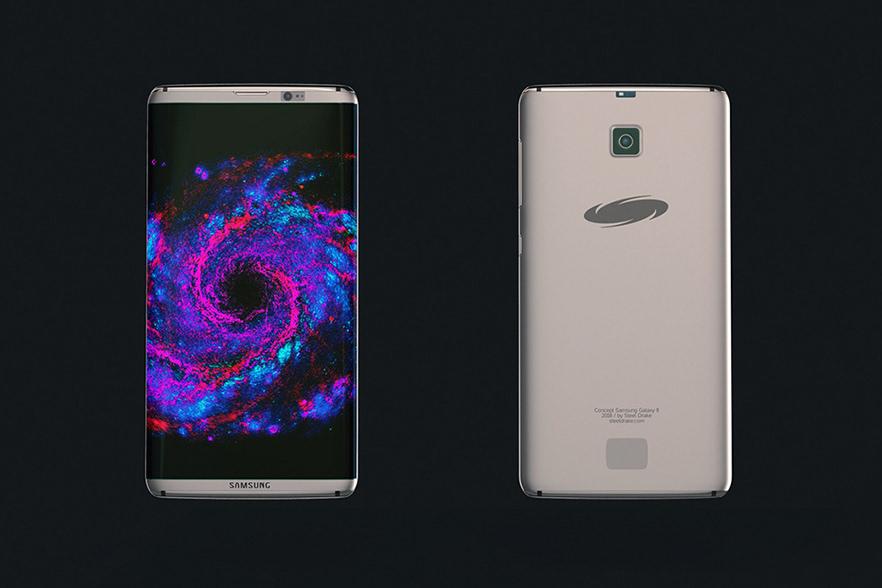 三星Galaxy S8曝光: 配4K屏 支持VR的照片 - 1