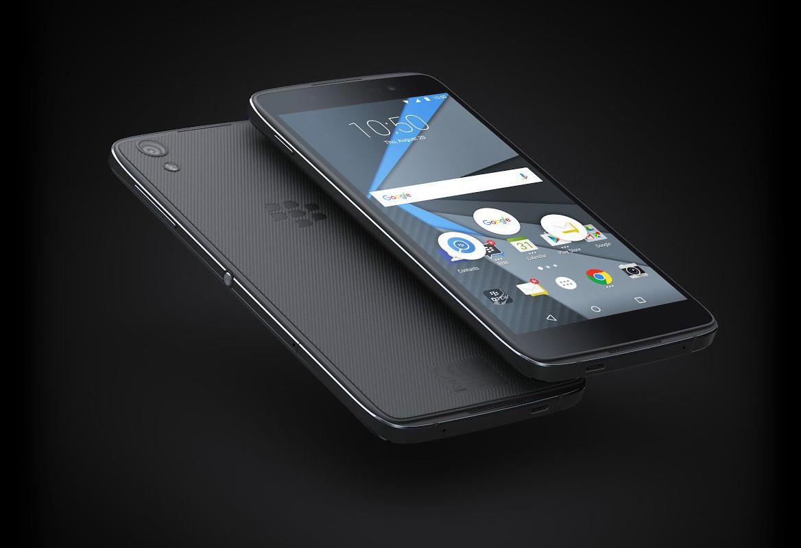全球最安全的安卓机–黑莓DTEK50发布 售299美元的照片 - 1