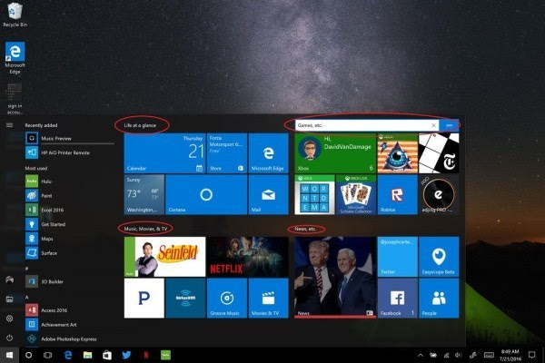 Windows 10周年更新:详解开始菜单的那些改善的照片 - 5