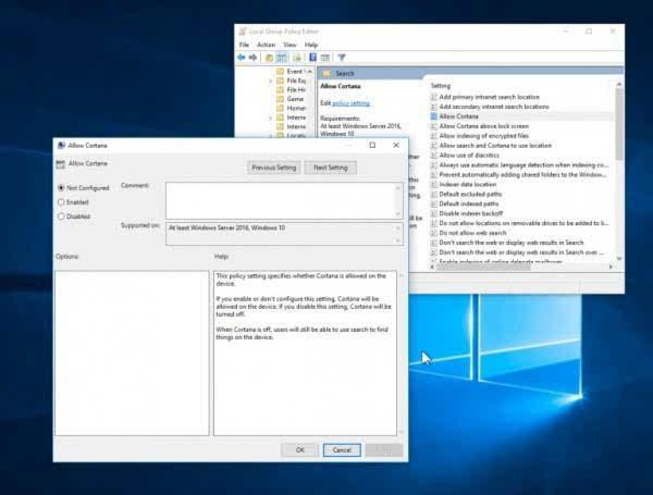 Windows 10周年更新无法关闭Cortana?这里有方法的照片 - 2