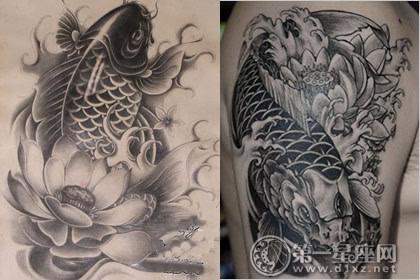 令人心动的招财的纹身图案大全,你想要吗