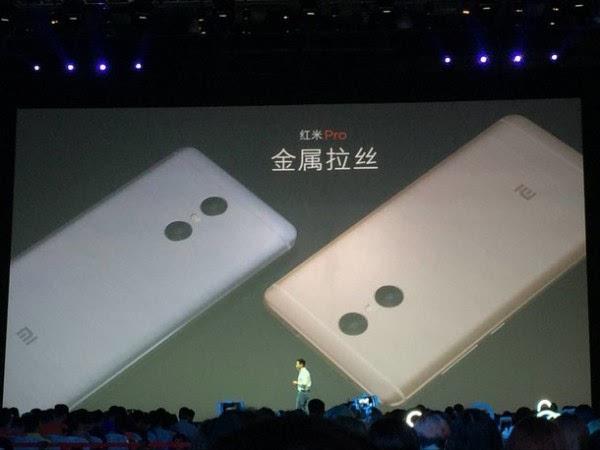 售价1499元起:双摄旗舰 红米Pro正式发布的照片 - 3