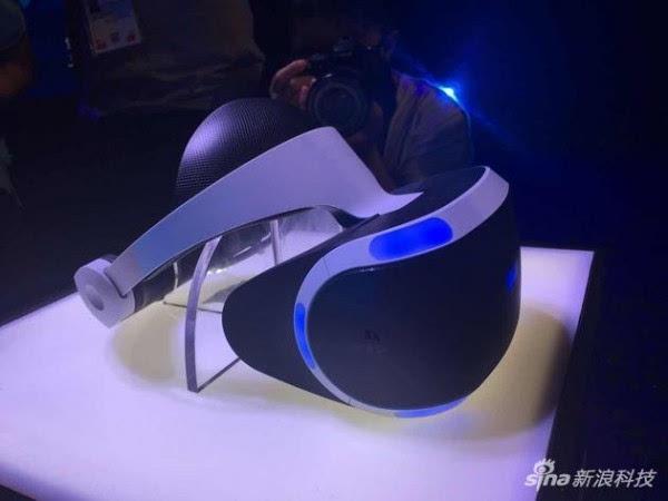索尼PS VR正式亮相国内:售价2999元起 10月13日发售的照片 - 2
