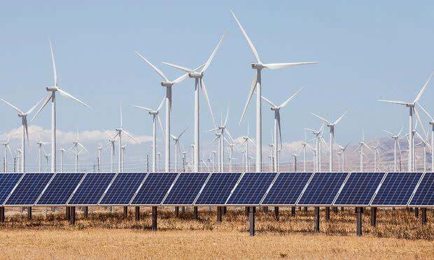 澳大利亚将打造其全国首个风能太阳能混合发电场