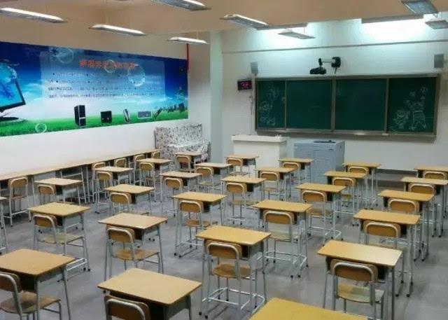 全国各省市教室照明现况分析
