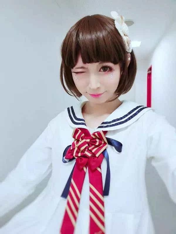 被日本网友们封为是史上最可爱伪娘的「她」,名字叫做谷琢磨,无论怎么图片
