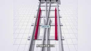 火车轨道拐弯的原理_磁悬浮列车工作原理