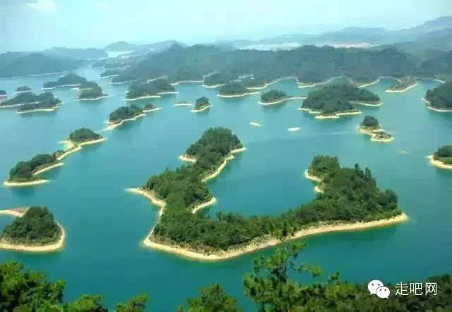 千岛湖,是长江三角洲地区的后花园,是世界上岛屿最多的湖,因湖内拥有1