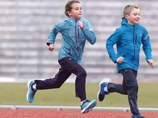 你的孩子真的会跑步吗?不是开玩笑,快回家检查一下!