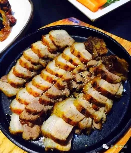 望京美食大厦来啦!一条微信带你吃遍美食百慕周边北京银泉酒店吃货地图图片
