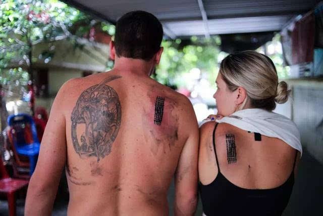 这次纹身达人带你玩转不一