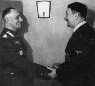我们的隆美尔下载_希特勒为何逼死自己的陆军元帅隆美尔?