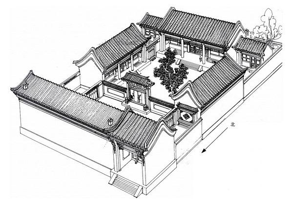 30个原汁原味的东方民居院落设计