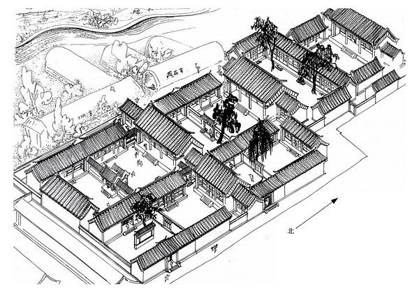 火炕住宅设计图图片