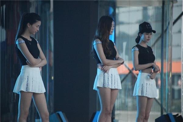 """史上最严""ChinaJoy:ShowGirl们都这么穿的照片 - 1"