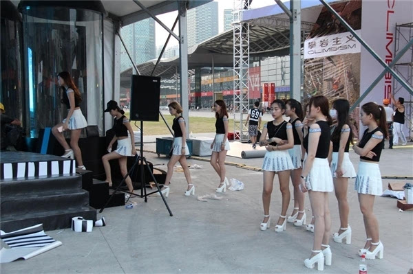 """史上最严""ChinaJoy:ShowGirl们都这么穿的照片 - 10"