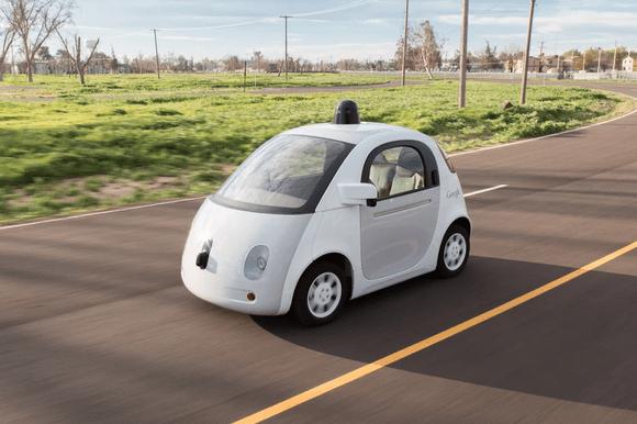 外媒:无人驾驶汽车项目大PK 百度目前略胜谷歌一筹的照片