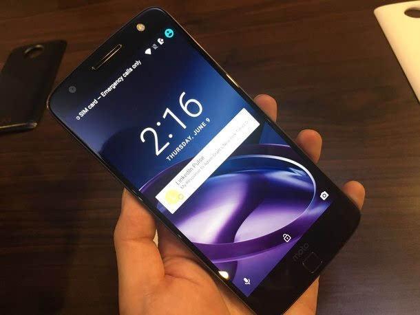 是噱头还是创新?评Moto Z:目前最好的模块化手机的照片 - 1