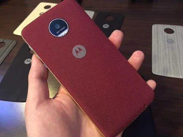 是噱头还是创新?评Moto Z:目前最好的模块化手机的照片 - 15