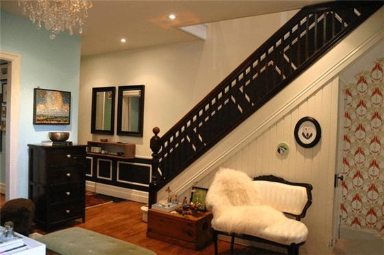 创意公寓型最新楼梯设计图欣赏图片