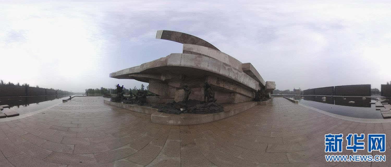 全景展示:唐山地震博物馆