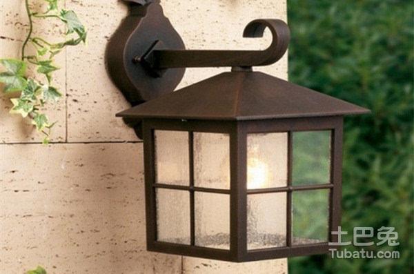 户外壁灯安装方法与注意事项介绍