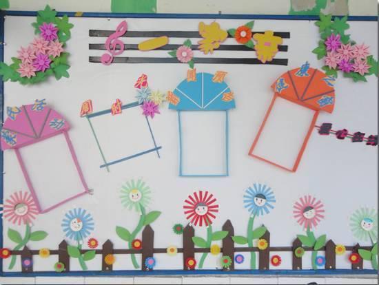 这么做幼儿园家园共育栏太简单了