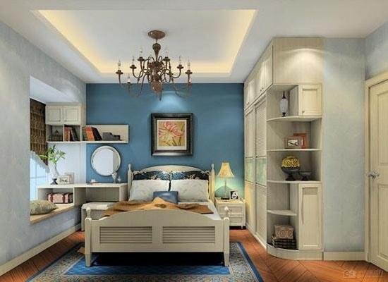 着眼扩大空间 10平米小房间装修