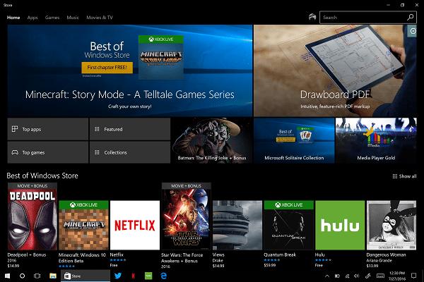 Windows 10周年升级:暗黑模式和键盘emoji表情体验的照片 - 2