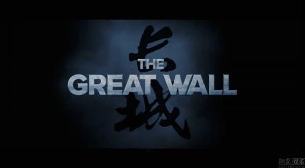 《长城》定档12.16 中文预告发布鲜肉大咖杀巨兽的照片