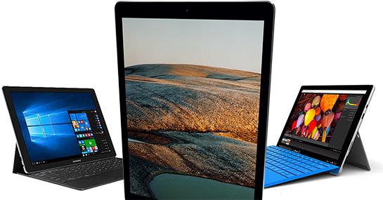 iPad销量继续超过三星、亚马逊和微软平板总和的照片