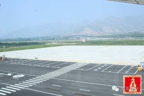 大美忻州平台参加五台山机场航空旅游航空推介会