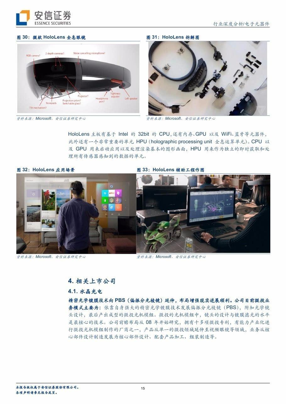 虚拟现实、模拟现实将带动显示产业投出一片新天地(附报告) AR资讯 第16张