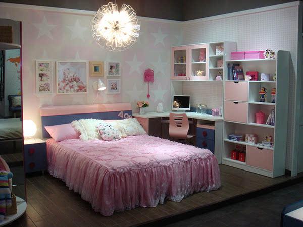 多喜爱儿童家具设计师们在生产产品时,优先考虑的问题是这款套房的