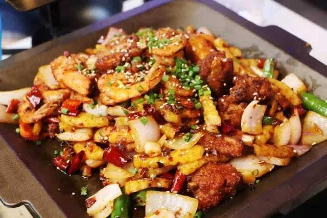 v土豆土豆:干香麻辣,无论理由,排骨,蛙……鸭掌洋葱,还是都鹅肉吃了会回奶吗图片