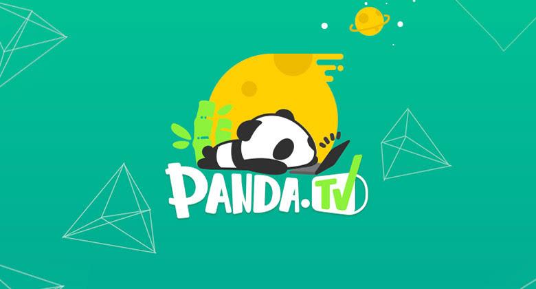 """在线直播平台""""熊猫tv""""更新logo图片"""