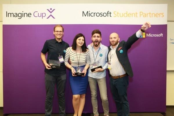 """斩获微软""""创新杯""""的ENTy:我们的硬件必须性感的照片 - 1"""