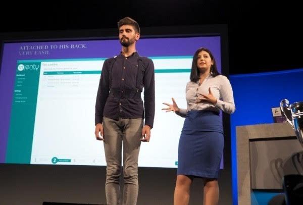 """斩获微软""""创新杯""""的ENTy:我们的硬件必须性感的照片 - 2"""