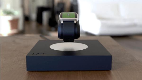 Apple Watch变成悬浮舞动在空中的精灵的照片 - 6